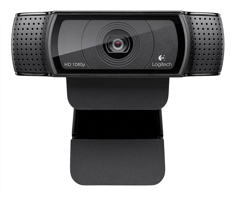 Logitech C920 Best Webcams
