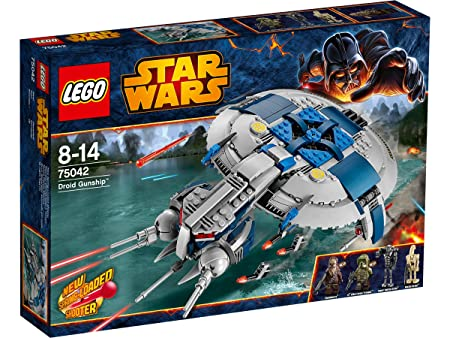 Lego Star Wars - 75042 - Jeu De Construction - Droid Gunship