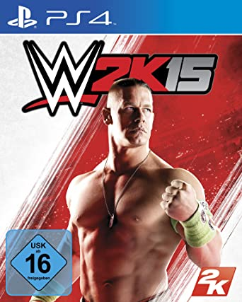 WWE 2K15 - [PlayStation 4]
