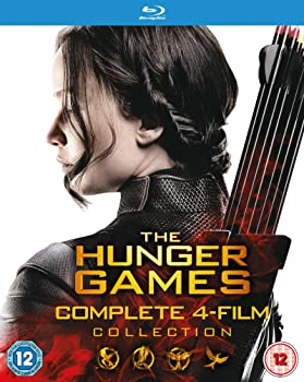 The Hunger Games on Blu-ray
