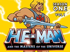 He-Man and the Masters of the Universe Season 1 Volume 1