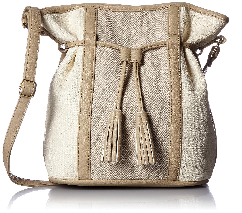 Amazon.co.jp: [トライシル] TRYSIL(トライシル) PPシート巾着ショルダーバッグ 61-205-1 51 (BEIGE): シューズ&バッグ:通販