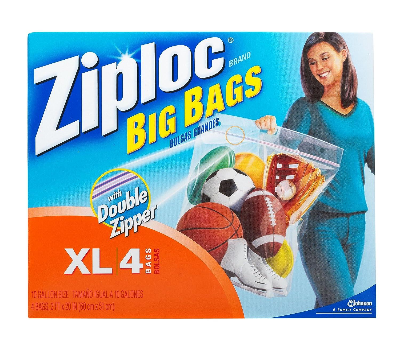 Image: Ziploc Big Bag Double Zipper