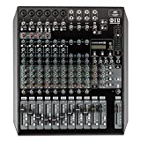 RCF E12 12-Channel Mixing Console