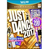 Just Dance 2017 Gold Edition (Includes Just Dance Unlimited subscription) - Wii U (Color: gold)