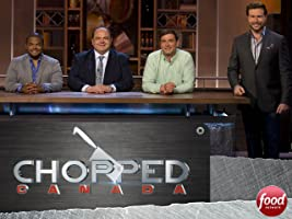 Chopped Canada Season 12