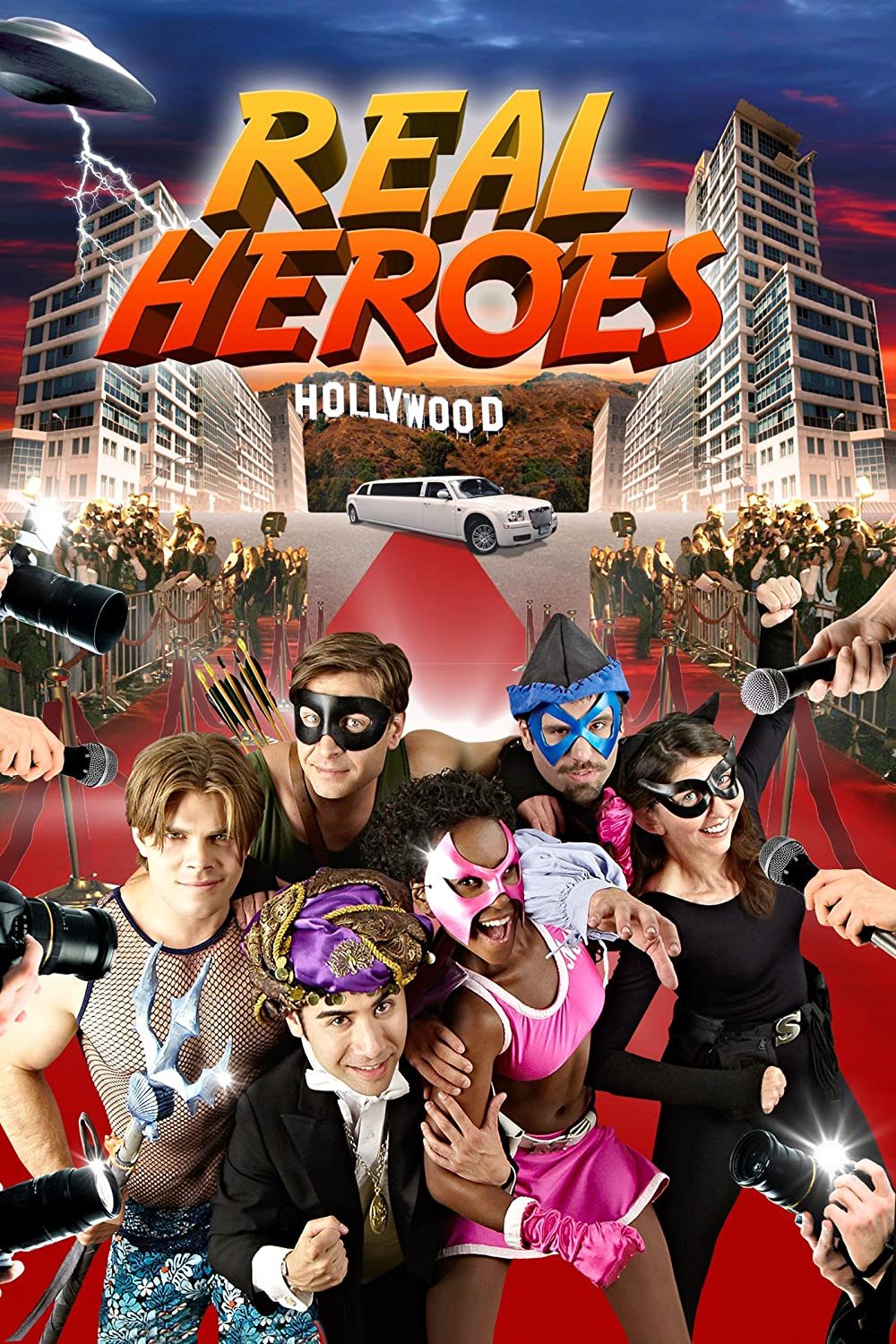 Real Heroes Covers