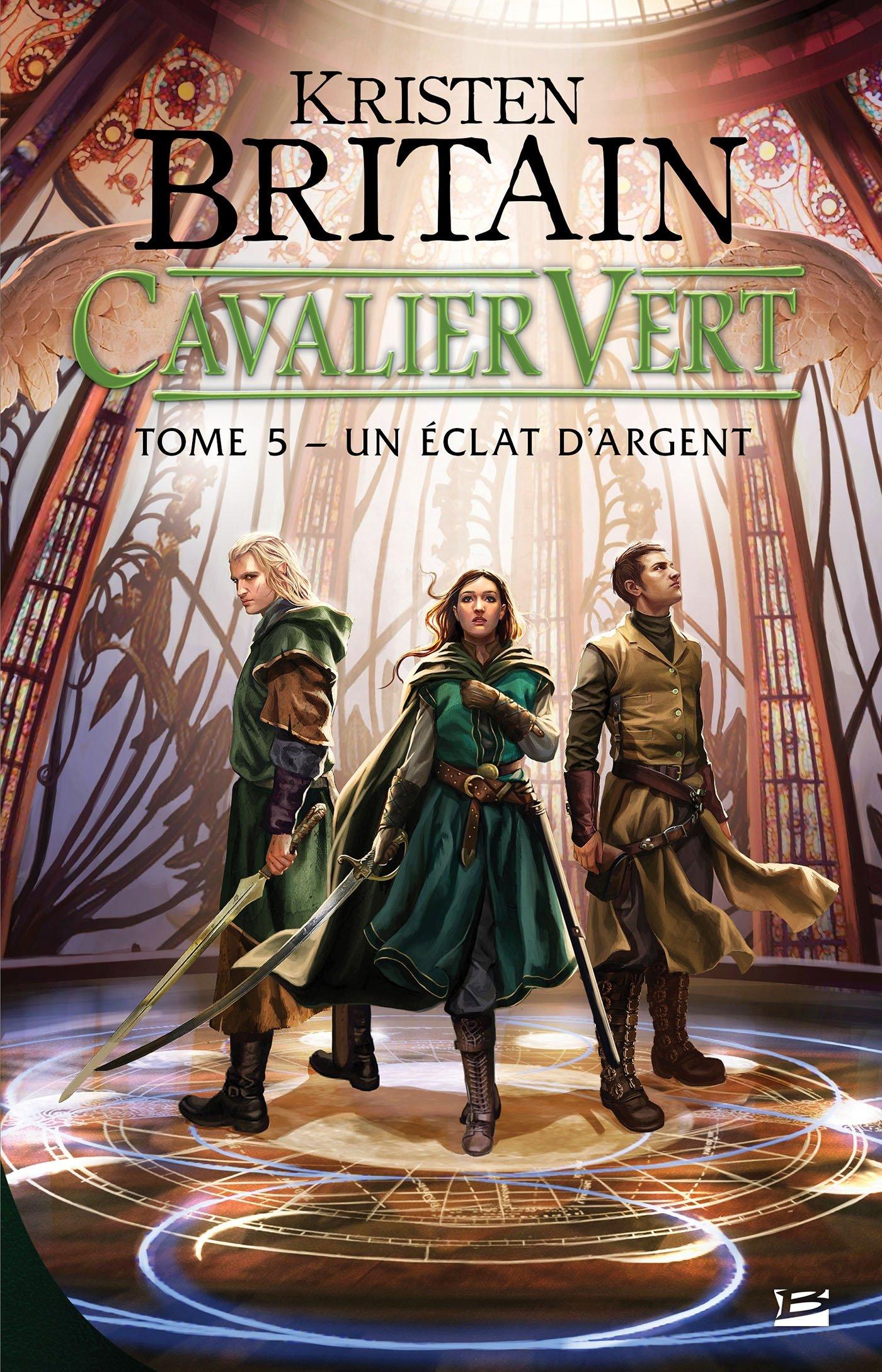 Cavalier Vert Tome 5 : Un éclat d'argent 91mtpcpdXGL