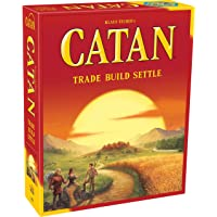 The Settlers of Catan 5th Edition Board Game