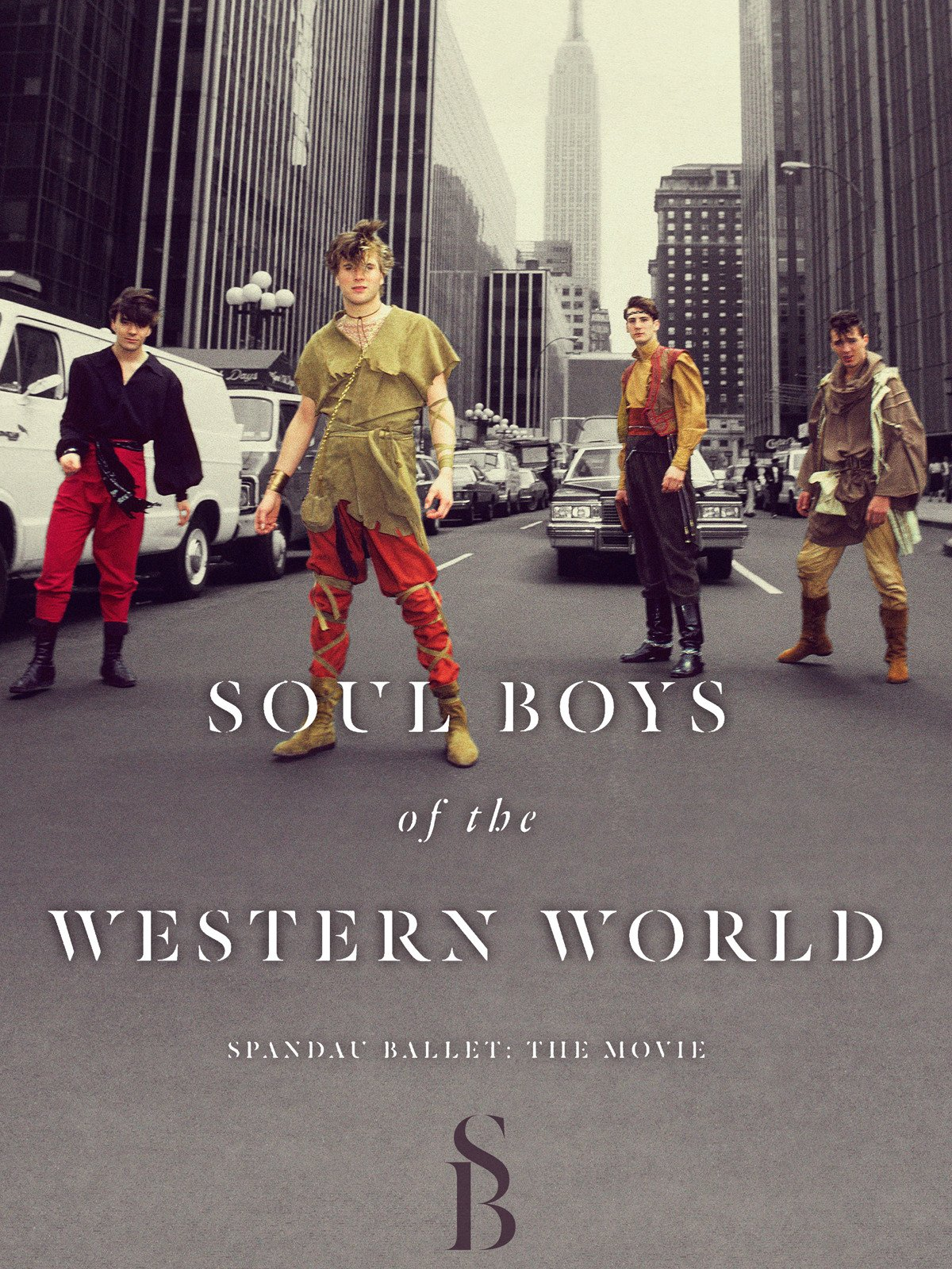 Soul Boys of the Western World: Spandau Ballet the Film