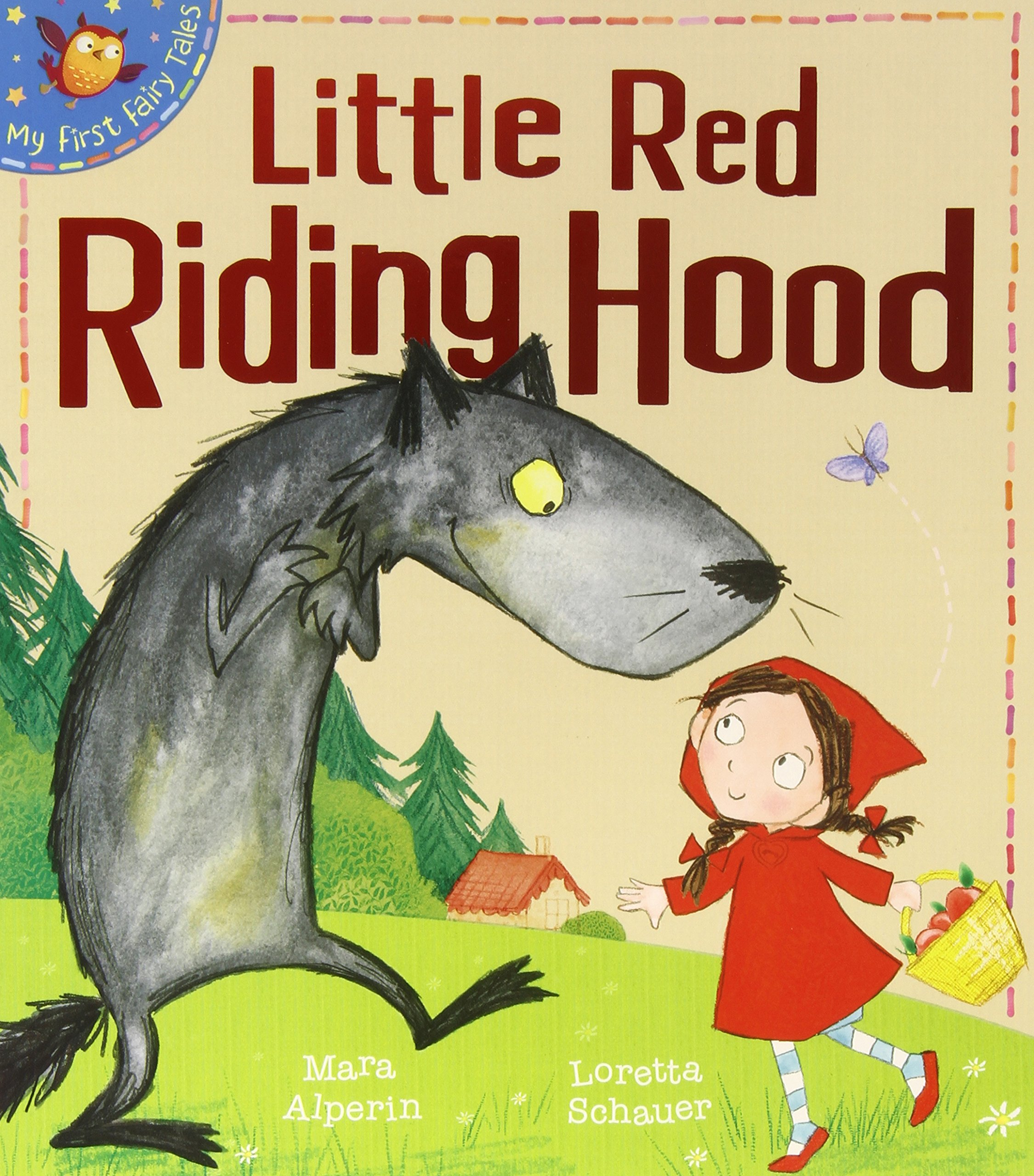 Little Red Riding Hood Story Study | Bambini Travel