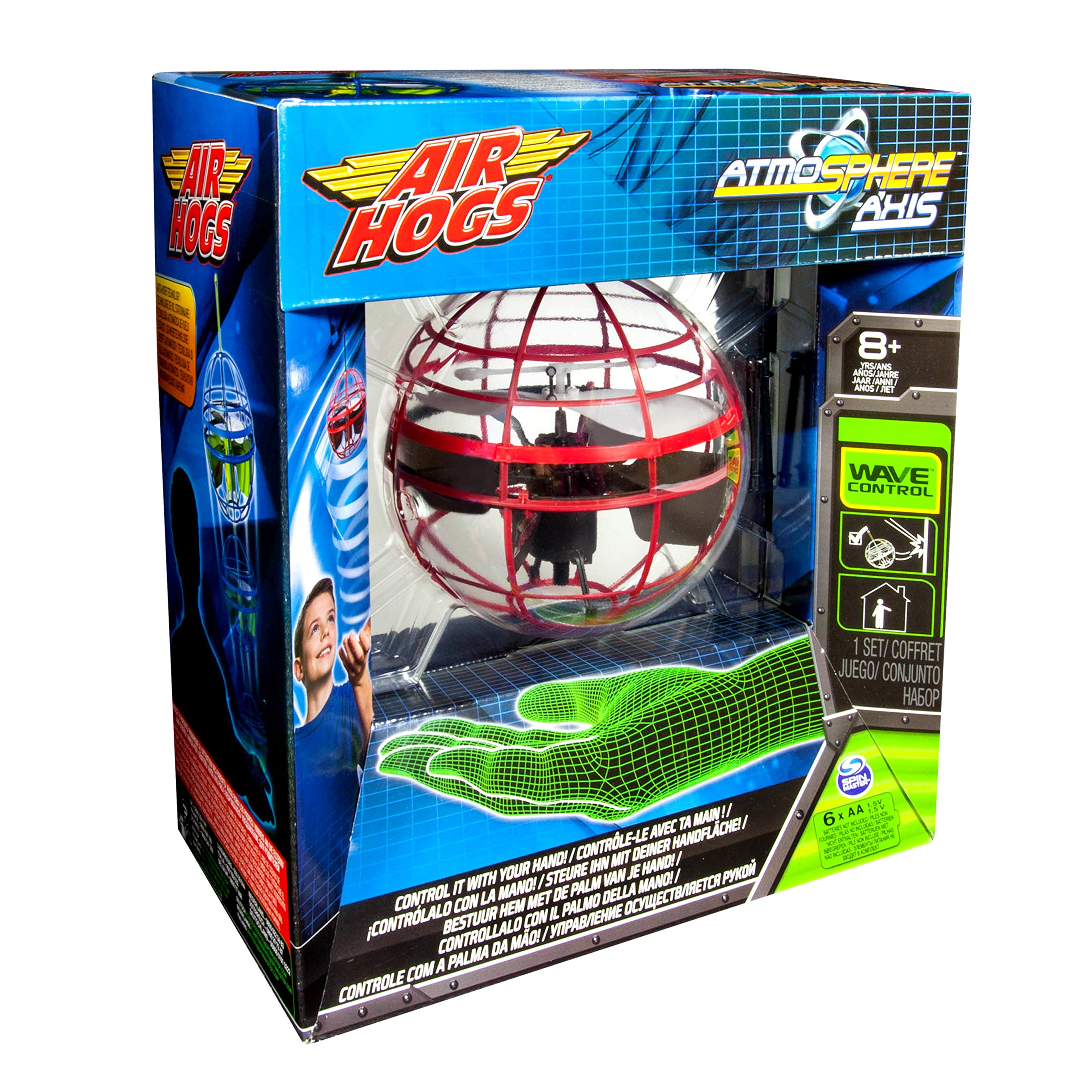 air hogs atmosphere charging instructions