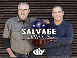 Salvage Dawgs Season 1