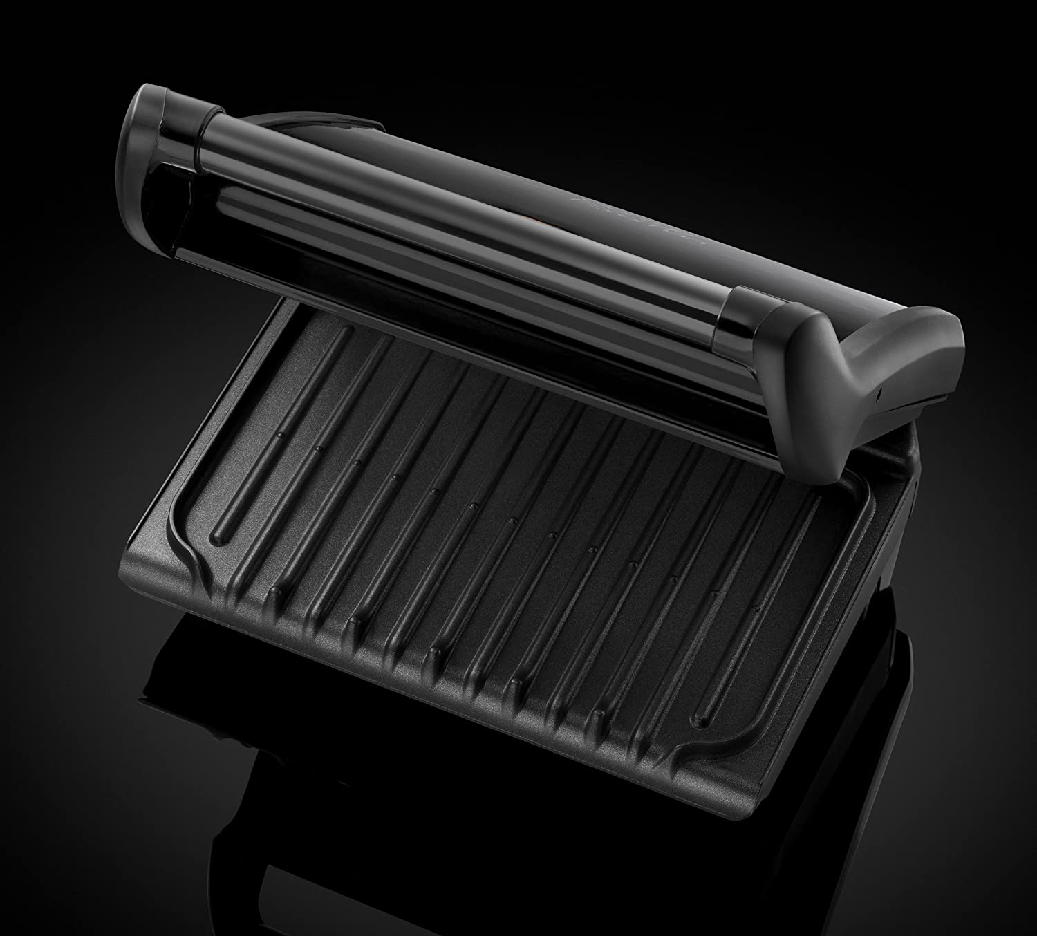 George foreman 5 portion large family bbq electric grill machine non stick new ebay - Drip tray george foreman grill ...