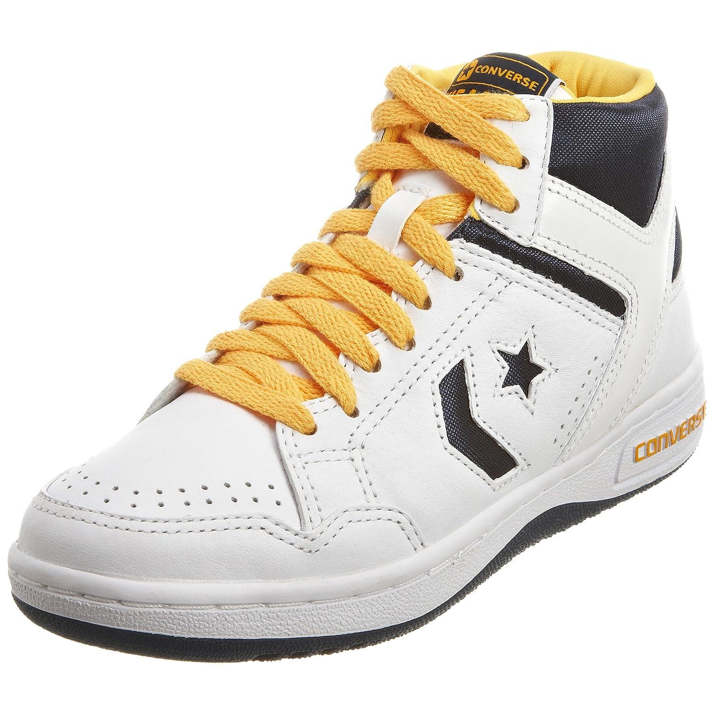 Converse - Zapatillas de deporte de cuero unisex