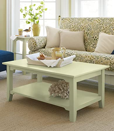 Painted Cottage Coffee Table