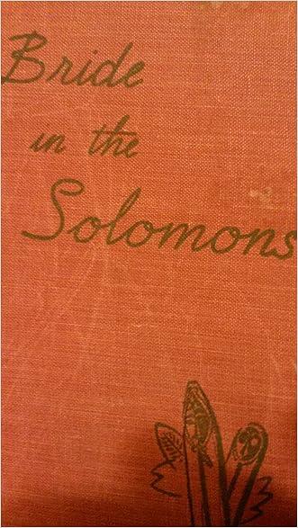 Bride in the Solomons,