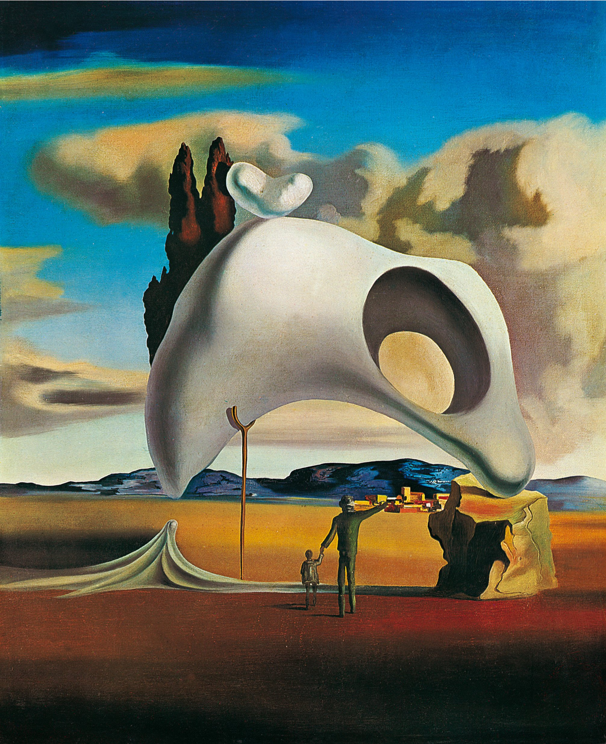 Buy Salvador Dali. The Paintings Book Online at Low Prices in ...