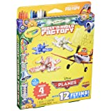 Crayola Melt 'N Mold Disneys Planes Factory Refill Pack