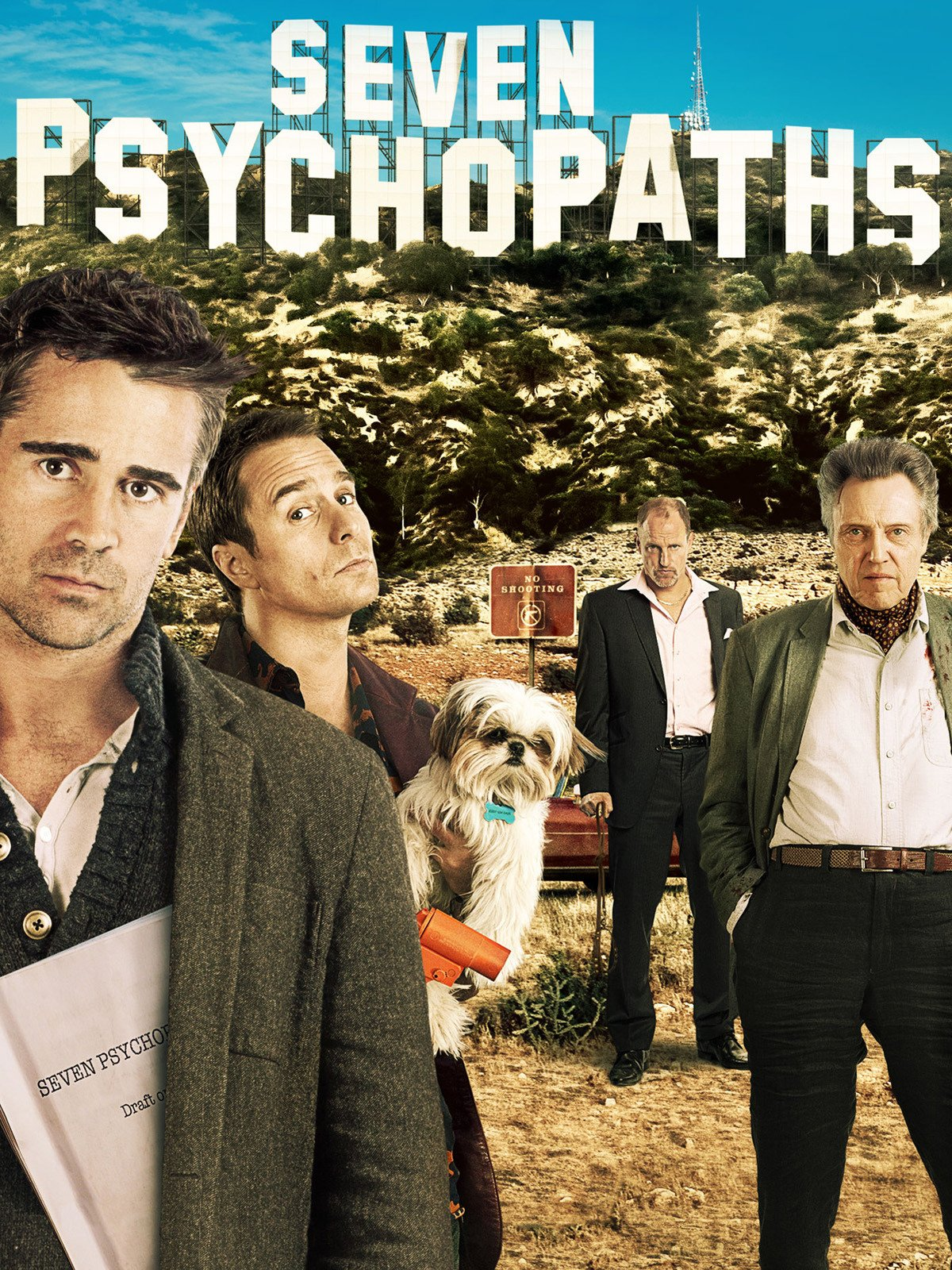 Seven Psychopaths on Amazon Prime Instant Video UK