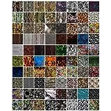 Hydrographics Film Water Transfer Printing 10 Packs of Amazing Random Water Transfer Film(10 Rolls X3.3FT)