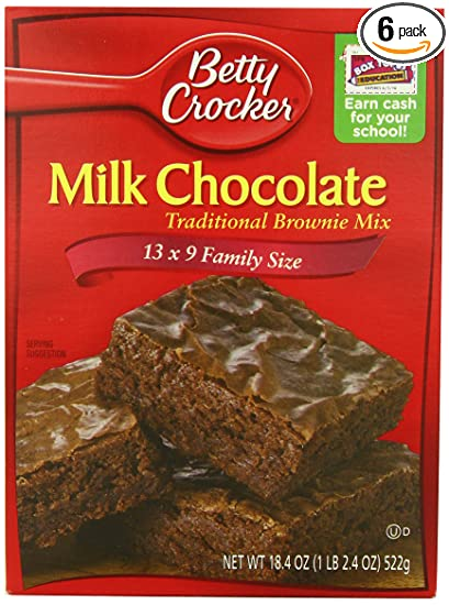 1 Box Betty Crocker Chocolate