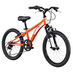Diamondback Bicycles 2014 Cobra Junior Boys Mountain Bike (20-Inch Wheels) One Size Orange