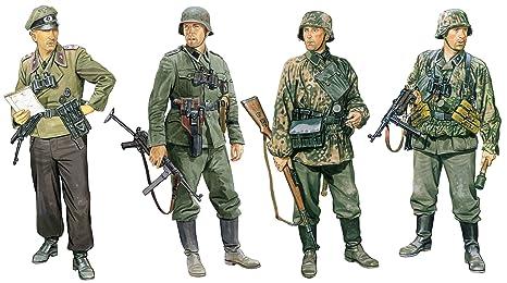 Dragon - D6692 - Maquette - Soldats d'elite Allemands - Echelle 1:35