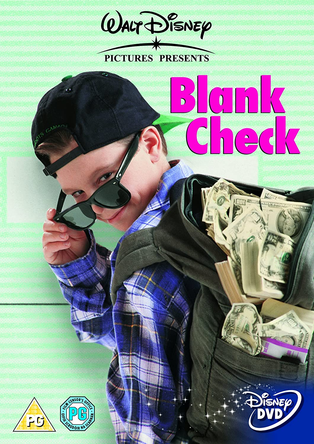 Cheque en blanco | Blank Check | 1994 | 720p | Latino