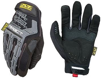 Mechanix Wear M-Pact Gants Noir / Gris Taille L