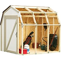Hopkins 90190 2x4basics Shed Kit Barn Style Roof