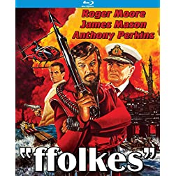Ffolkes aka North Sea Hijack [Blu-ray]