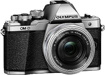 Olympus OM-D E-M10 Mirrorless Camera w/14-42mm Lens