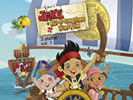 Jake und die Nimmerland Piraten, Staffel 3, Volume 1