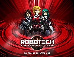 The Second Robotech War: The Masters Saga Season 2