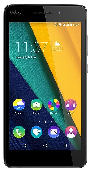 Wiko Pulp Fab 4G Smartphone débloqué (Ecran: 5,5 pouces - 16 Go - Double SIM - Android 5.1 Lollipop) Electric Blue