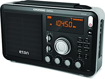 Eton Field World Band Radio with Bluetooth