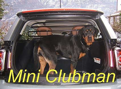 trennnetz trenngitter hundenetz hundegitter f r mini clubman. Black Bedroom Furniture Sets. Home Design Ideas