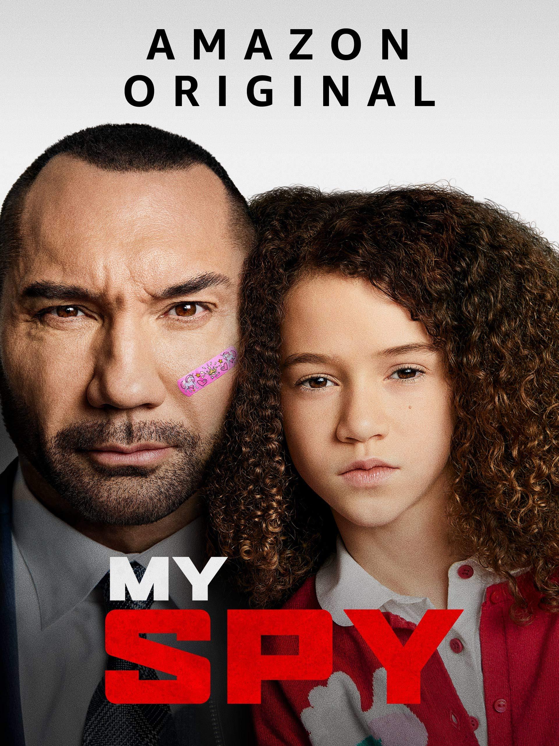 My Spy (4K UHD) on Amazon Prime Video UK