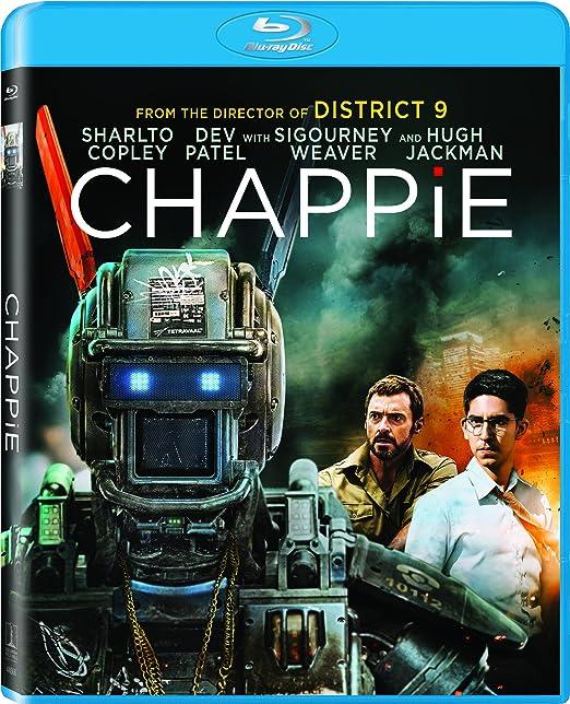 Chappie [Blu-ray + UltraViolet]
