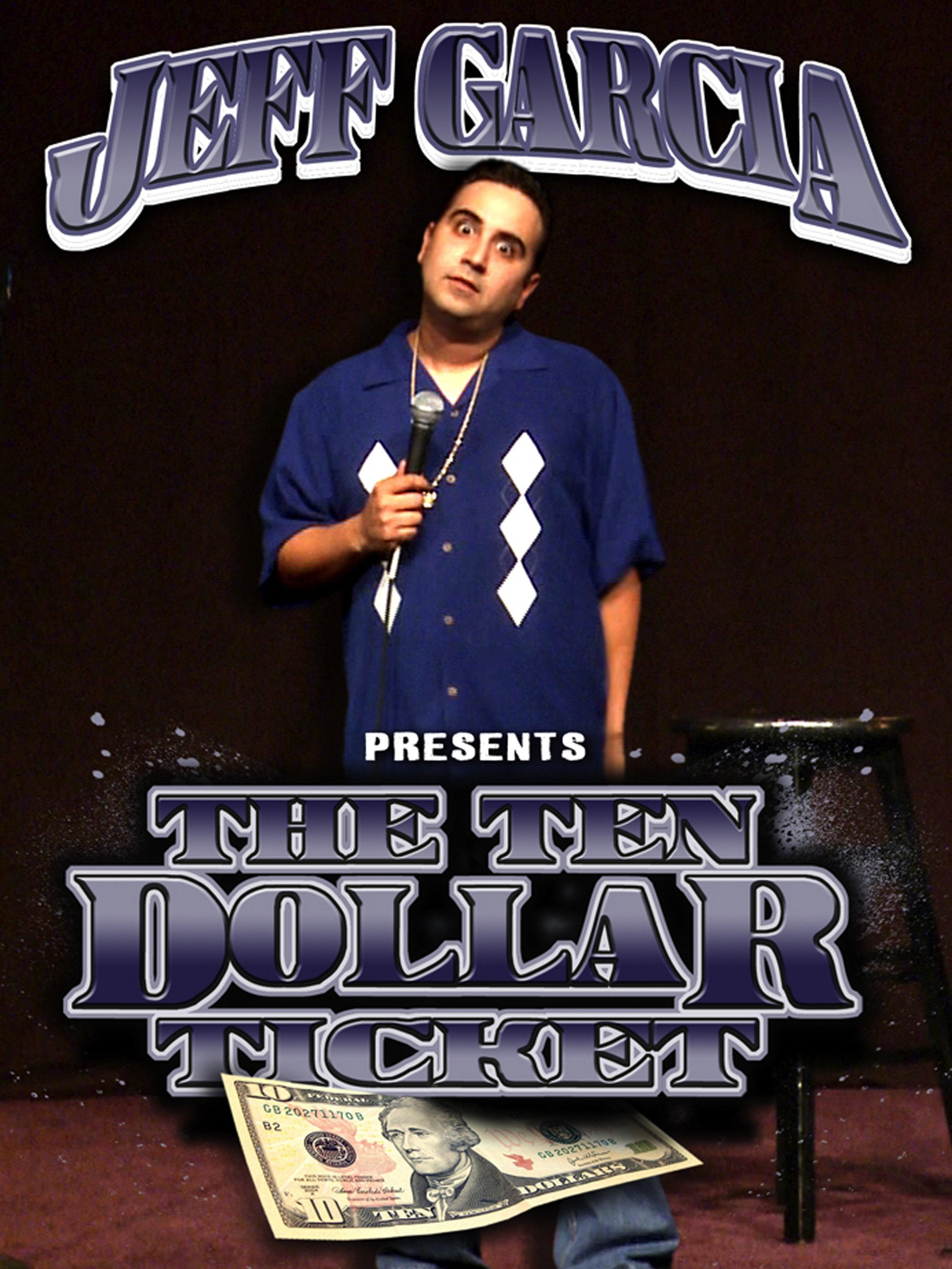 Jeff Garcia: The Ten Dollar Ticket