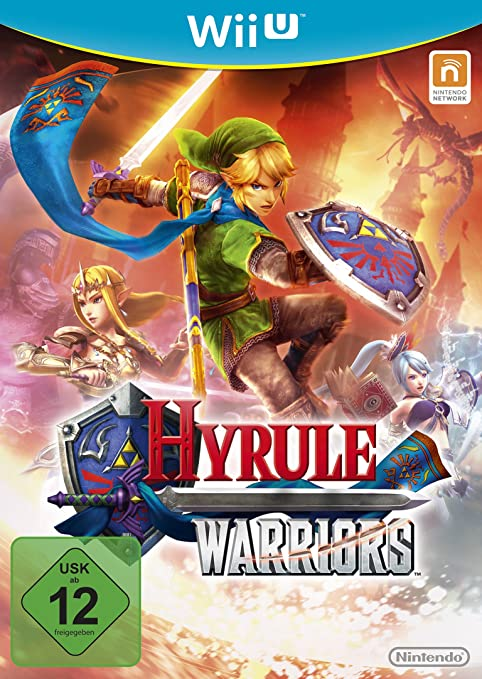 Hyrule Warriors, Wii U