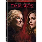 Amazon.ca Damages: The Complete Series DVD $24.99