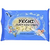 Mochi Sweet Rice Cake Topping - White 300g 10.58oz