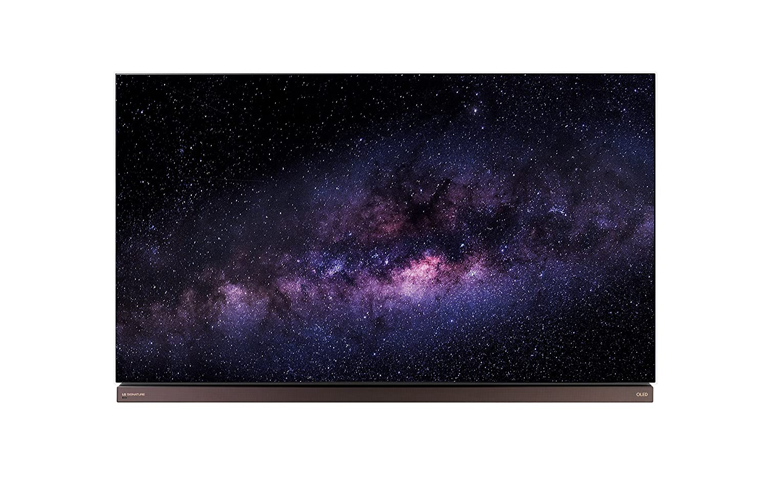 LG Electronics OLED65G6P Flat 65-Inch 4K Ultra HD Smart OLED TV (2016 Model)