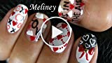 Meliney - Valentine's Day Nail Art Designs Love Is...