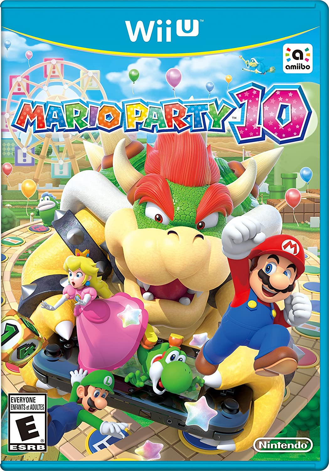 Mario Party 10 on Sale