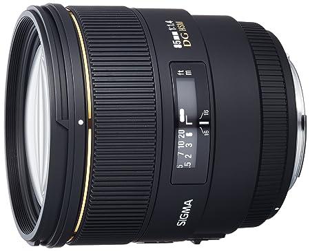 Sigma Objectif 85 mm F1,4 DG EX HSM - Monture Canon
