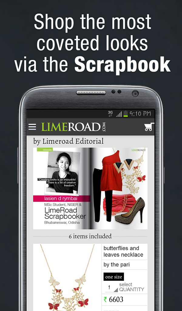 Amazon Com Limeroad Women Online Shopping Appstore For