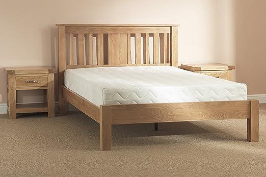 Berkley Solid Oak 3' Bedframe